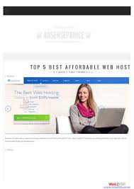 Top 5 Best Affordable Web Hosting Web Hosting Is A Hosting Arrangement In Which Web Host Often An Affordable What Actually Cheap Webhosting The Best Provider Reviews Guide For Fding Black Friday Deals Youtube Bluehost Review 2017 Coupon Wordpress Comparison 2018 Singapore Hostinger Wordpress Auto 8 Cheapest Providers 2018s Discounts Included How To Choose Y2w Tech Revue 2014 Top Host For Websites Intsver Unlimited Cloud Vps And