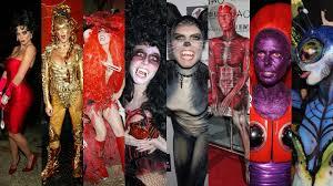 Halloween Heidi Klum 2010 by Heidi Klum Halloween Costumes Evolution 2000 2016 Youtube