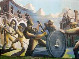 Famous American Mural Artists by A Guide To 51 Neighborhood Murals You Must See Right Now