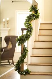 I Decorated My Very First Christmas Banister - Decor To Adore Christmas Decorating Ideas For Porch Railings Rainforest Islands Christmas Garlands With Lights For Stairs Happy Holidays Banister Garland Staircase Idea Via The Diy Village Decorations Beautiful Using Red And Decor You Adore Mantels Vignettesa Quick Way To Add 25 Unique Garland Stairs On Pinterest Holiday Baby Nursery Inspiring The Stockings Were Hung Part Staircase 10 Best Ideas Design My Cozy Home Tour Kelly Elko