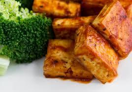 recette de tofu bbq et ses légumes maigrir sans faim