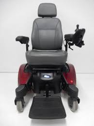 invacare pronto m91 power chair used wheelchairs red