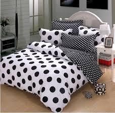 Perfect Black White And Pink Polka Dot Bedding 77 With Additional