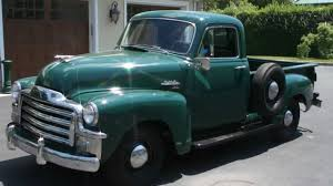 1954 GMC 100 Pick Up For Sale~Extreamly Nice Shape~Straight 6 & 3 On ... 1954 Chevrolet Panel Truck For Sale Classiccarscom Cc910526 210 Sedan Green Classic 4 Door Chevy 1980 Trucks Laserdisc Youtube Videos Pinterest Scotts Hotrods 4854 Chevygmc Bolton Ifs Sctshotrods Intertional Harvester Pickup Classics On Cabover Is The Ultimate In Living Quarters Hot Rod Network 3100 Cc896558 For Best Resource Cc945500 Betty 4954 Axle Lowering A 49 Restoring