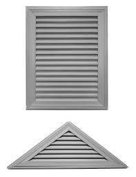 Decorative Gable Vents Products by Gable Vents