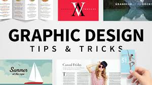 Graphic Design Tips Tricks Weekly