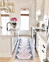 Our All Time Favorite Kitchen 10 Beautiful Kitchen Runners For Your Home Cc And Mike