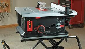 sawstop 10 model jss jobsite saw review table saw