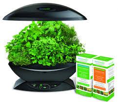 aerogarden 7 w gourmet herb grow anything kit aero500