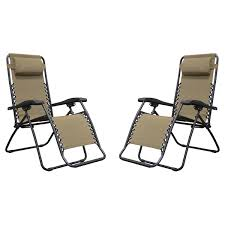 Caravan Sports Infinity Zero Gravity Chair Black by Camping Chairs Costco