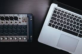 Its Time To Build The Home Recording Studio Of Your Dreams MacBook And Mixer
