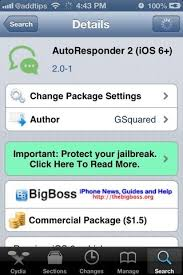 Set Up Auto Replies For SMS & iMessage iPhone With AutoResponder 2