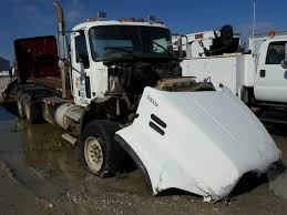 2009 Mack 600 CXU600 For Sale At Copart Houston, TX Lot# 47515028