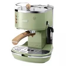 Delonghi Vintage Espresso Coffee Maker ECOV311GR Green