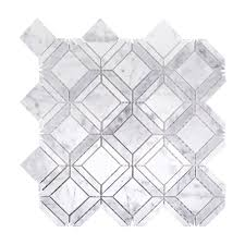 jeff lewis carlyle carrara 11 1 8 in x 11 1 8 in x 8 mm marble