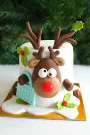 Cake Decorating Books Australia by Reindeer Cake By Little Wish Cakes Perth Western Australia