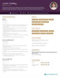 Server Resume [2019] - Example & Full Guide 16 Most Creative Rumes Weve Ever Seen Financial Post How To Make Resume Online Top 10 Websites To Create Free Worknrby Design A Creative Market Blog For Job First With Example Sample 11 Steps Writing The Perfect Topresume Cv Examples And Templates Studentjob Uk What Your Should Look Like In 2019 Money Accounting Monstercom By Real People Student Summer Microsoft Word With 3 Rumes Write Beginners Guide Novorsum
