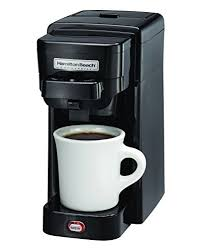 Hamilton Beach Commercial HDC305 Single Serve Hospitality Coffeemaker 1 Cup Compatible With K Packs