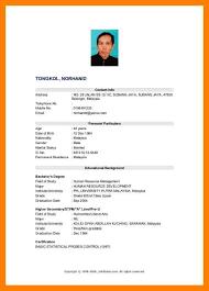 Example Of Resume For Fresh Graduate Educationsample Myresume 12940385520562 Phpapp02 Thumbnail 4 Cb1294017036