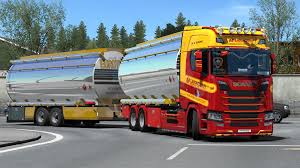 100 What Is A Tandem Truck BDF Pack V1000 Ll SCS With Owend Trailer 132