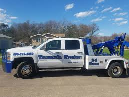 100 Help Truck Towing Service Tomah WI