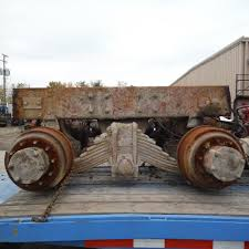 100 Used Truck Parts Michigan MACK CRD93 Stock 80727 Axles Complete Rears TPI