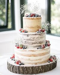 100 Wedding Cakes To Spire You For An Unforgettable Rustic Cake StandsWood