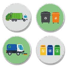 98 Garbage Truck Party Supplies Amazoncom MAGJUCHE Trash Candy Stickers Boy
