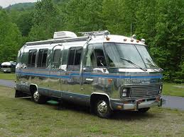 View Interior And Exterior Pictures Of Vintage 1979 Airstream Excella Classic Motorhome Exhibit A At Freds Archives
