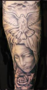 Peace Religious Tattoo