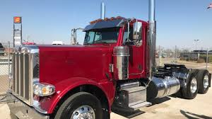 100 Day Cab Trucks For Sale 2018 Peterbilt 389 Dual Lockers Full Gauges 230 X15 Cummins