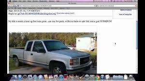 100 Craigslist Mcallen Trucks Brownsville Cars Truck Tokeklabouyorg