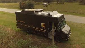 100 Ups Truck Toy UPS Unveils Dronelaunching Delivery Truck