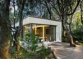 100 Www.homedesigns.com Officina29 Architetti Builds Garden Living Room In Sardinia