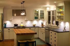 cabinet puck lighting kits led kitchen back splash lights
