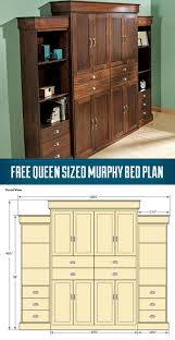 Diy Murphy Bunk Bed by Best 25 Murphy Bed Hardware Ideas On Pinterest Diy Murphy Bed