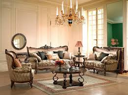 Classic Living Room Design Wooden Sofa Sets For Designs With