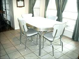 Kitchen Table Sets For Sale Inspiring Idea Retro Furniture Set Chairs Style Regarding Dining