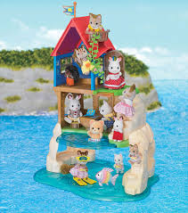 Calico Critters Secret Island Playhouse - - Fat Brain Toys Calico Critters Tea And Treats Set Walmartcom Baby Kitty Boat And Mini Carry Case Youtube 2 Different Play Sets Together Highchair Cradle With Houses Opening Lots More Stuff Sylvian Families Unboxing Review Playpen High Childrens Bedroom Room Nursery Minds Alive Toys Crafts Books Critter The Is A Fashion Showcase Magic Beans Luxury Townhome Cc1804 Splashy Otter Family Castle Epoch Toysrus