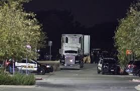 San Antonio Truck Deaths: Driver Could Face Death Penalty After 10 ...