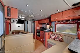 Earthbound Trailers Custom Interior