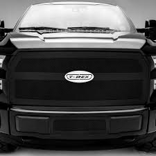T-rex Billet Grilles With LEDs For A 2015 F150 - FordTough.ca ... Custom Ford Grill 1996 Ford F250 Youtube Truck Accsories Defenderworx Home Page New Grille Options For The Chevrolet Silverado 1500 2016 2017 Toyota Tacoma Mesh Bezels By Customcargrills 2006 Chevy Grilles Old Photos Explorer Is Beaming Confidence With Trex Replacement 072013 Billet Grills Your Car Truck Jeep Or Suv 2013 Dodge Ram Coffman Auto Glass Trim Photo Gallery Inserts Grills And