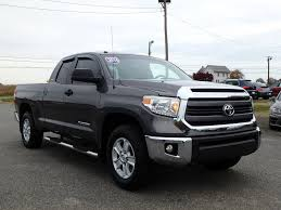 Pre-Owned 2014 Toyota Tundra 4WD Truck SR Crew Cab Pickup In ...