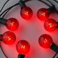 replacement 7 watt incandescent g40 globe light bulbs e12
