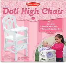 Wooden Doll High Chair - Pinwheel Toys Solid Wood Baby Doll High Chair Olivias Little World Princess Baby Doll Fniture High Chair White Wooden 18 Inch Chiwanji Toddler Ding For 911 Reborn Toy Exquisite Plans Of 17672 Owl Theme Cradle And Highchair Set Delights And Girls Dolls Wardrobe Item Perfect For Ideas Rattan Vintage Miniature Wood Vertigo Toys Old Role Play Le Van Melissa Doug Accsories