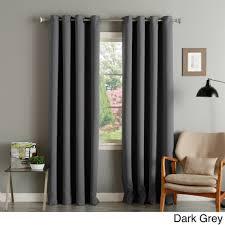 100 room darkening curtain rod target interiors curtains