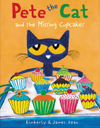 pete the cat books pete the cat and the missing cupcakes pete the cat books