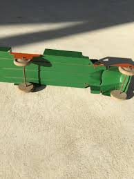 100 Snack Truck Vintage Tin Steel Wyandotte Marx Cracker Jack Delivery