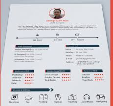 Top 27 Best Free Resume Templates Psd Ampamp Ai 2017