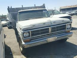 Salvage 1969 Ford F 350 Truck For Sale